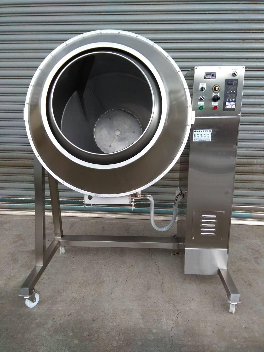 威倫機械350公升豪華炒食機