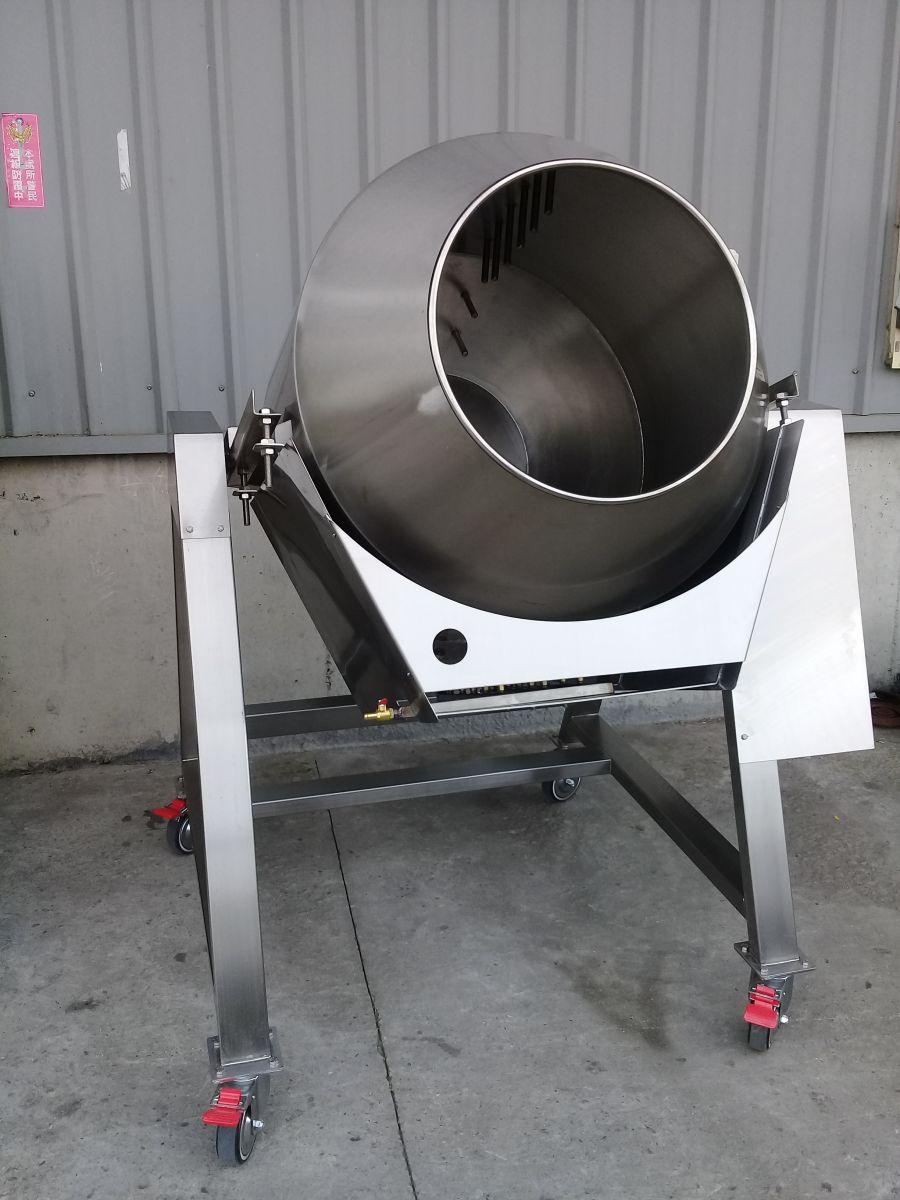 威綸機械,台中食品機械廠,200公升單層炒食機